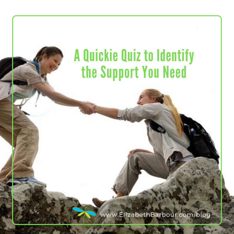 Asking for Help: A Quickie Quiz to Identify the Support You Need